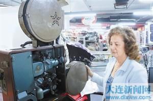 李麗華さんと解放101(大連ニュースネット)