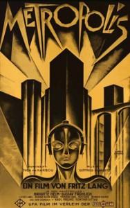 メトロポリスのポスター
