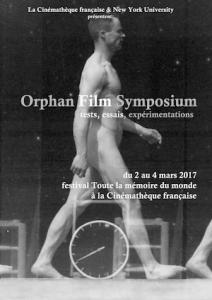 エティエンヌ=ジュール・マレーのフィルムがあしらわれたオーファンズ10のポスター。